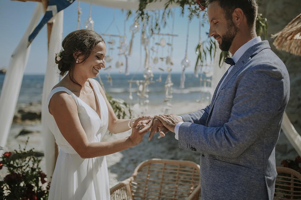 Edu & Beatriz – Boda en Cala Clemence – Alicante 19
